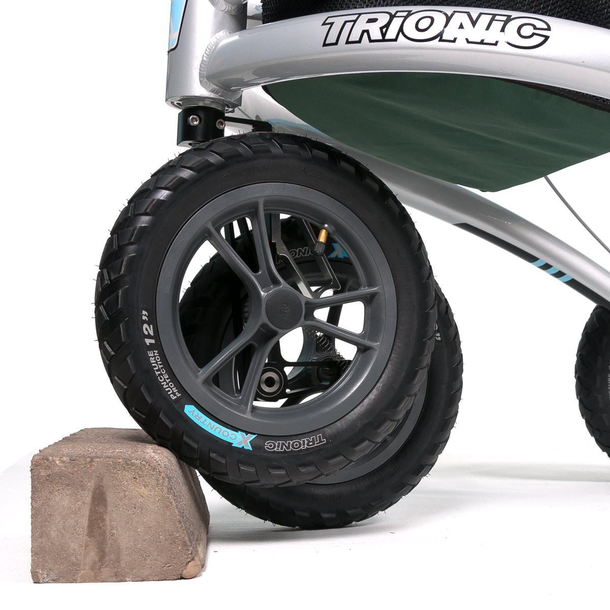 Подъемное колесо Trionic Climbing Wheel
