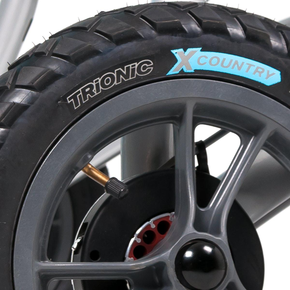 Les pneus Trionic X-Country