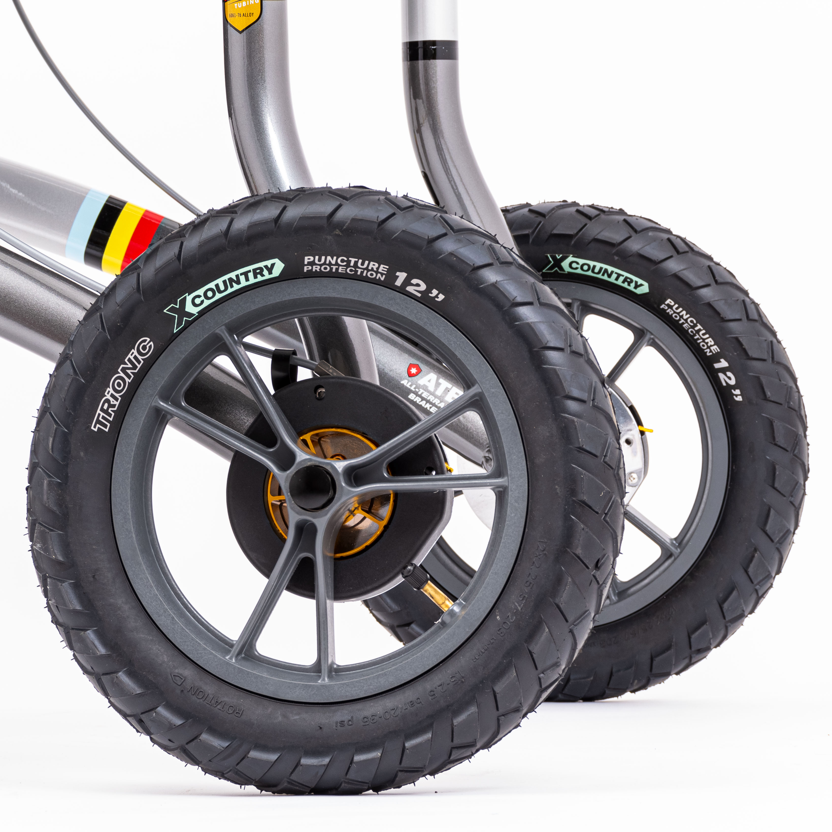 "12"" Big Wheels"