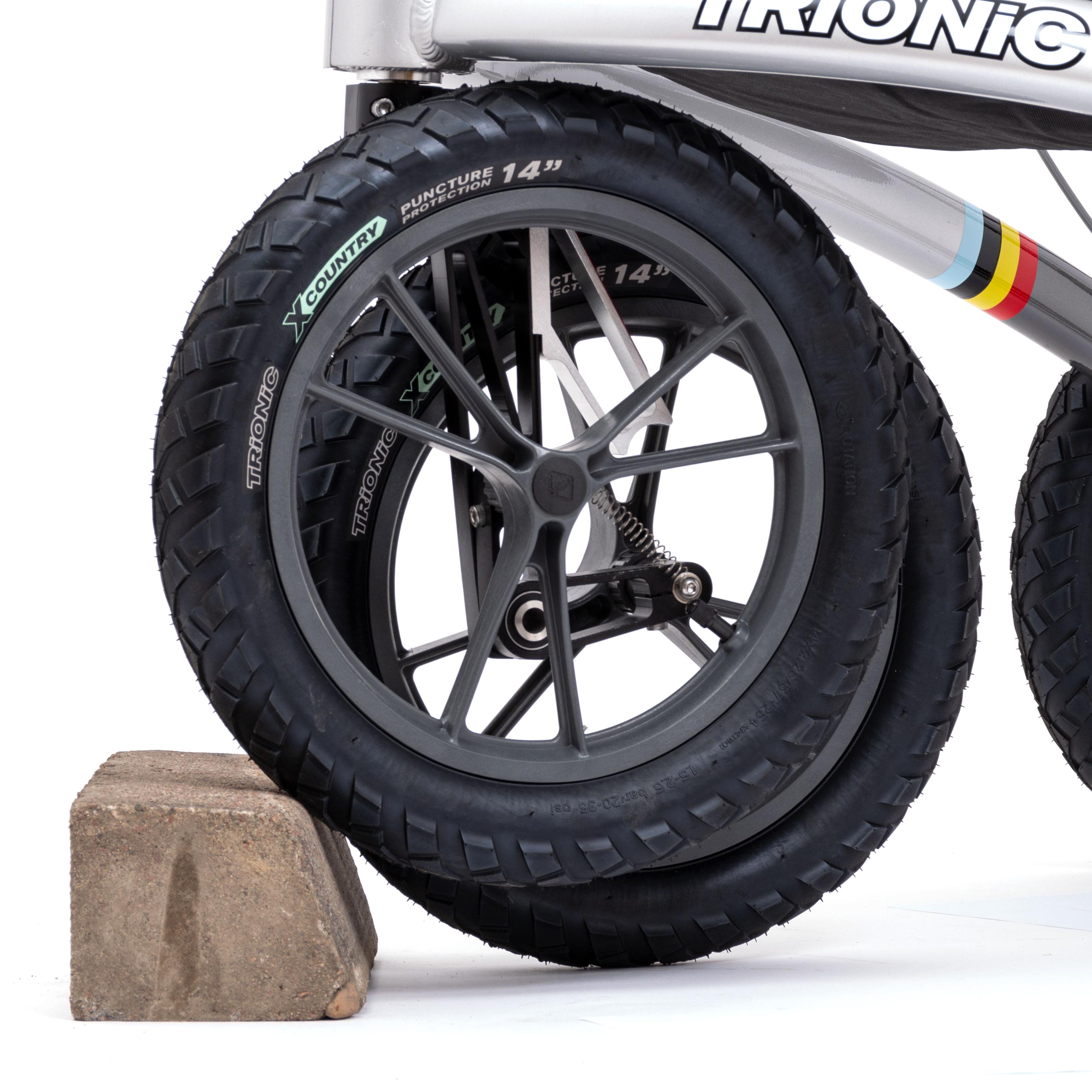Trionic Climbing wheel입니다.