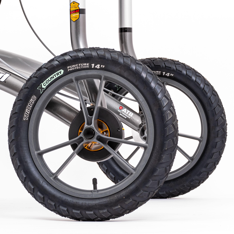 "14"" Big Wheels"