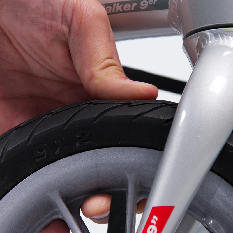 タイヤの空気圧