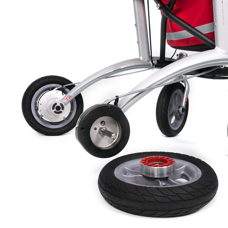 Съемные колеса