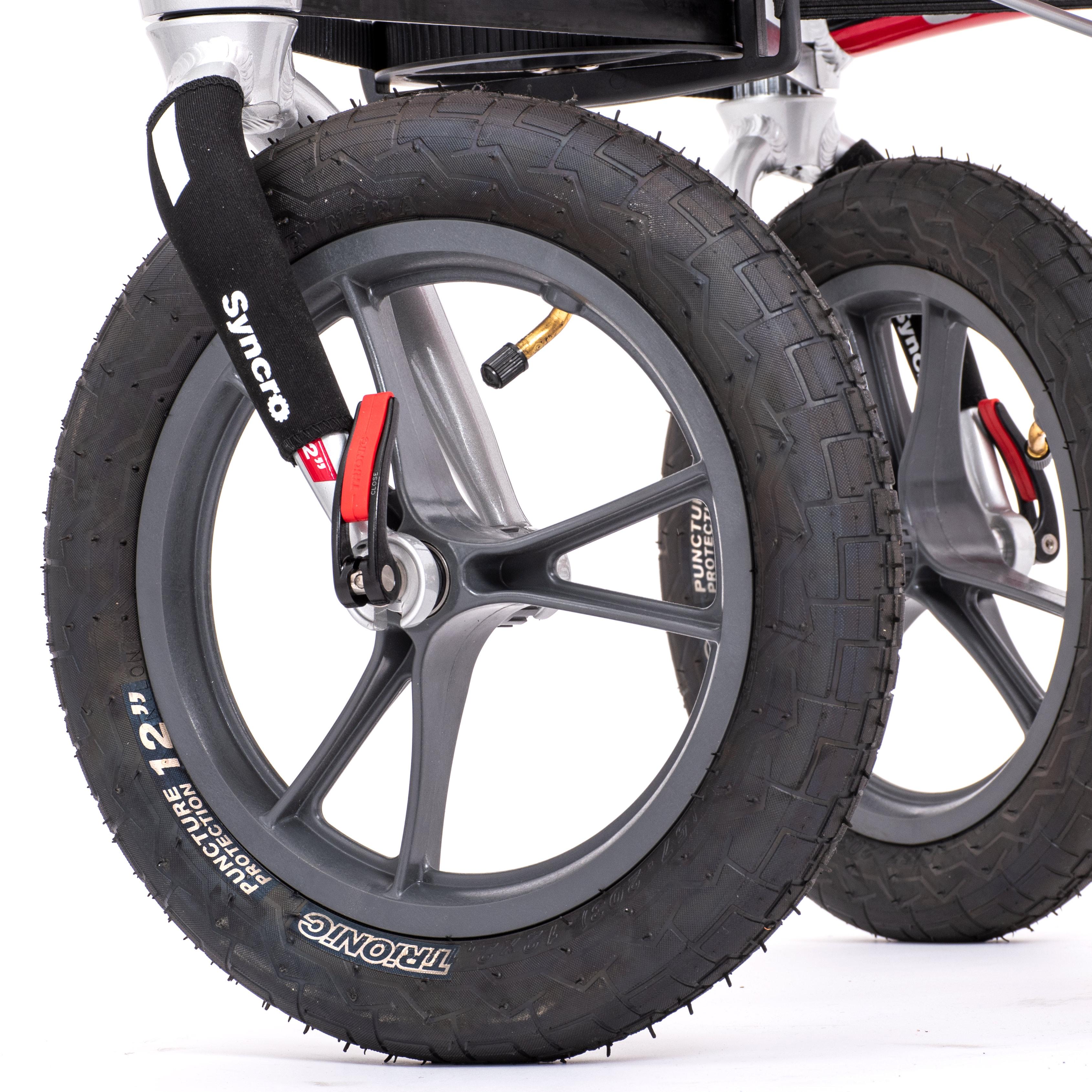 Les grandes roues de 12